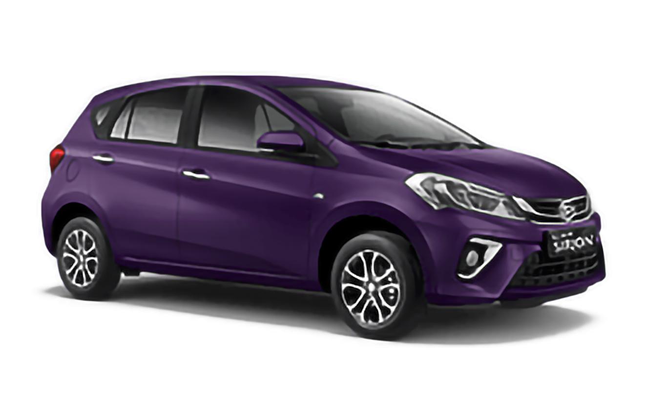 Daihatsu, Sirion, M800 [2018 .. 2020] [SAM] Hatchback, 5d, AutoDir