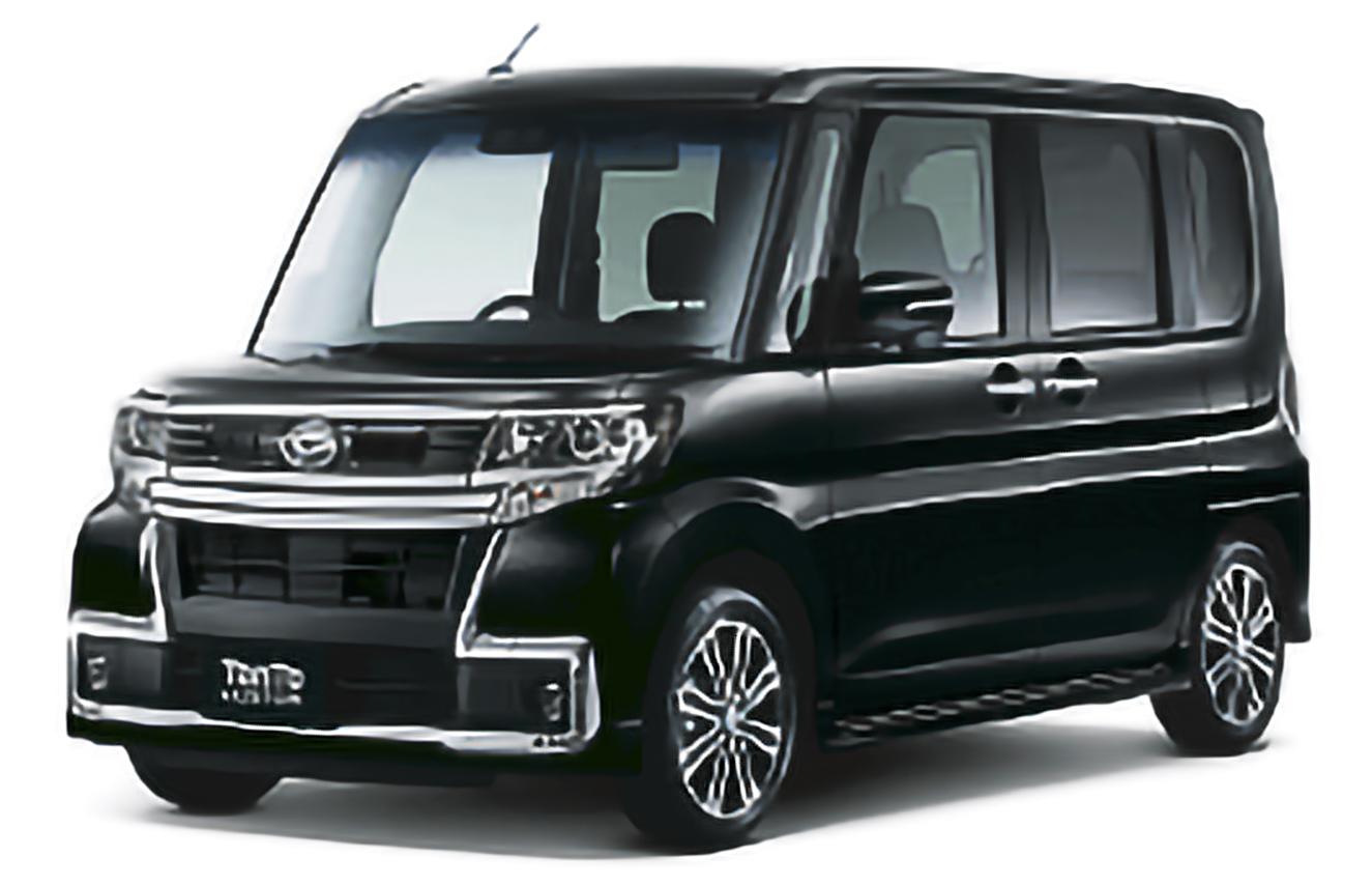 Daihatsu, Tanto Custom, III Restyling [2015 .. 2020] [JDM] Van, 5d, AutoDir