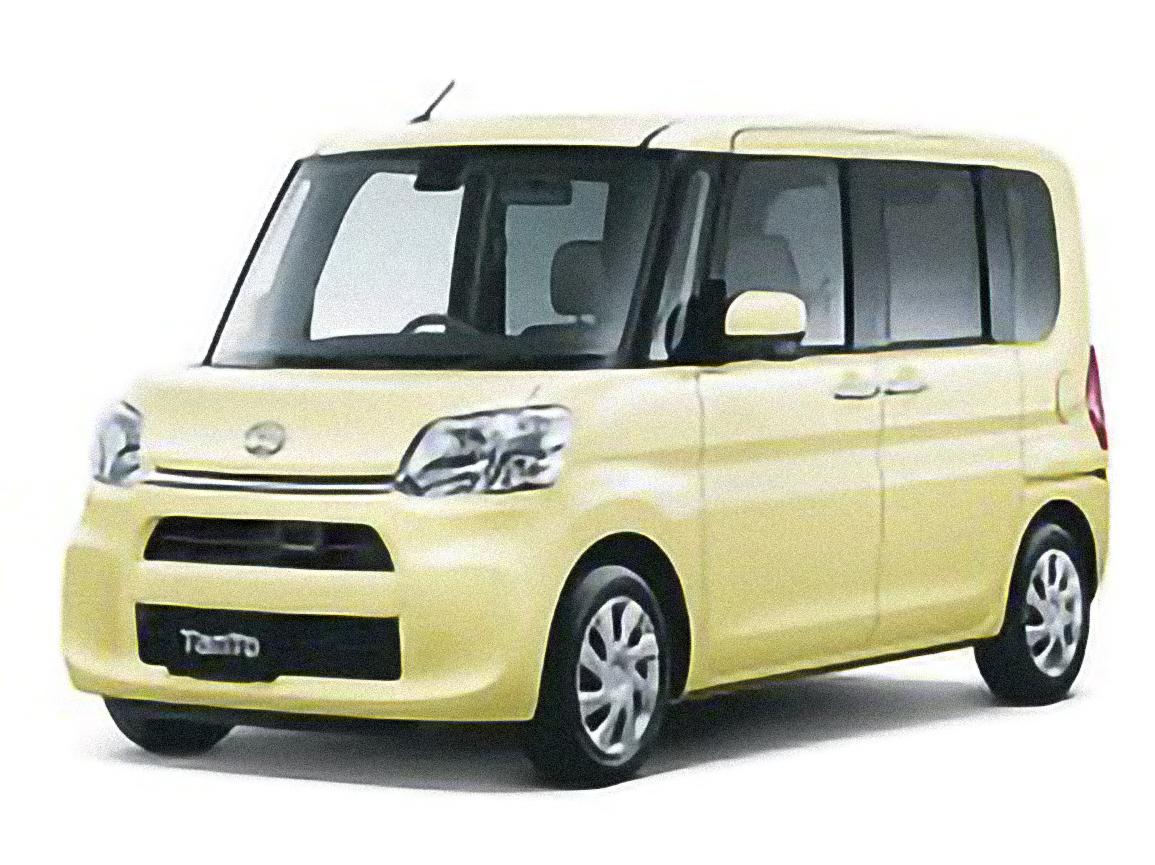 Daihatsu, Tanto, L600 [2013 .. 2020] [JDM] Van, 5d, AutoDir