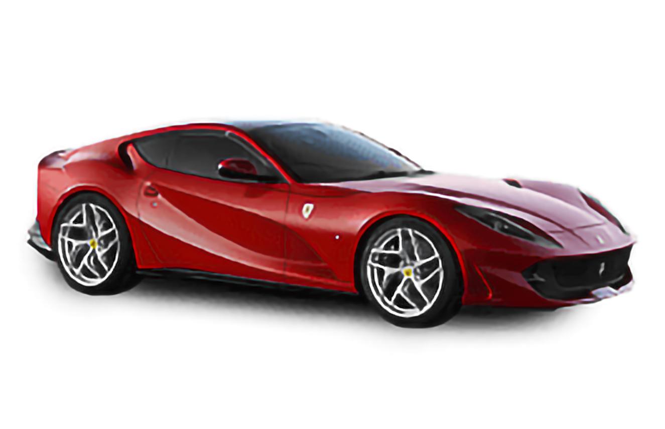 Ferrari, 812 Superfast, 2017 .. 2020 Coupe, 2d, AutoDir