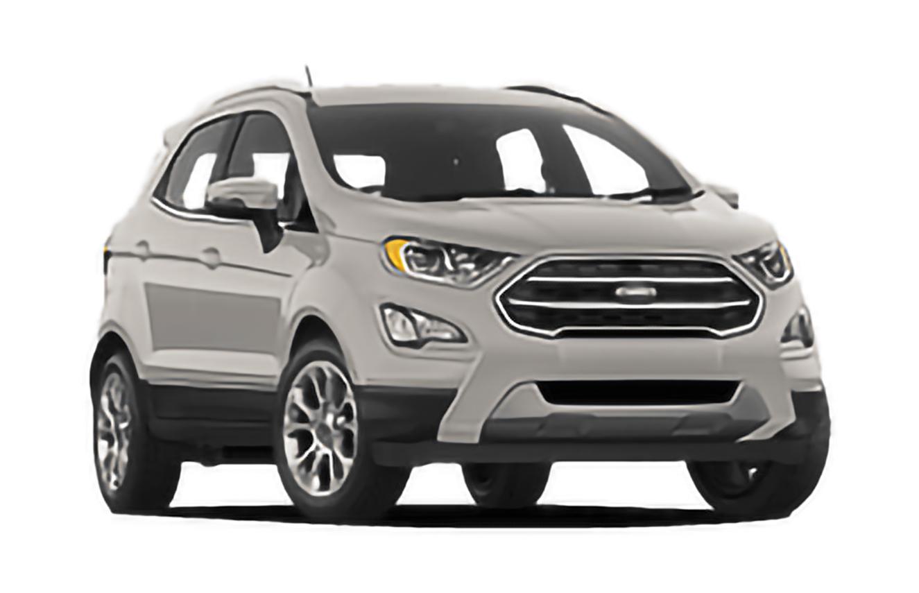 Ford, EcoSport, II Restyling [2017 .. 2020] SUV, 5d, AutoDir