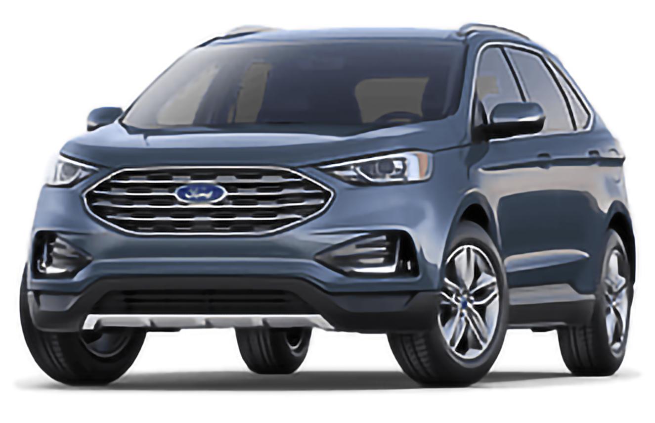 Ford, Edge, II Facelift [2018 .. 2020] SUV, 5d, AutoDir