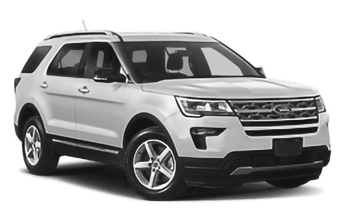 Ford, Explorer, U502 Facelift [2018 .. 2019] SUV, 5d, AutoDir