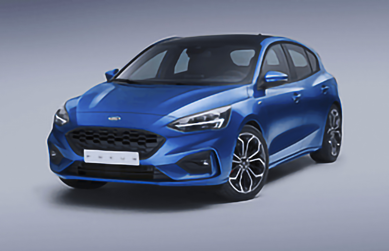 Ford, Focus, IV [2018 .. 2020] Hatchback, 5d, AutoDir