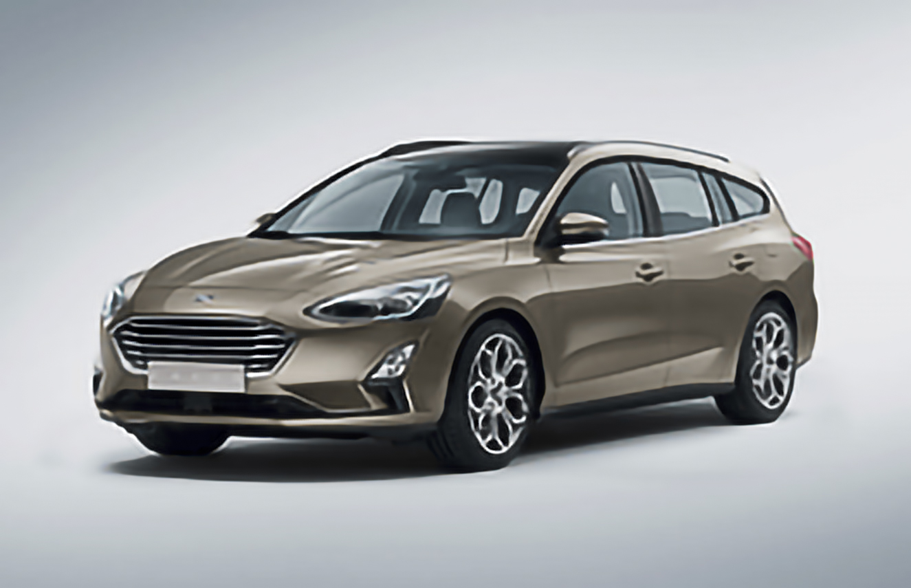 Ford, Focus, IV [2018 .. 2020] Estate, 5d, AutoDir