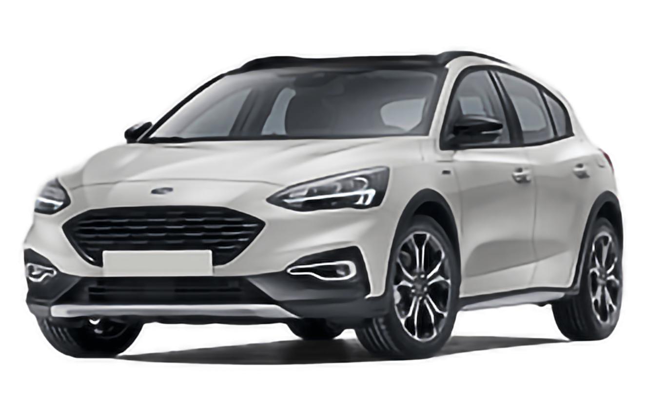 Ford, Focus Active, IV [2018 .. 2020] Hatchback, 5d, AutoDir