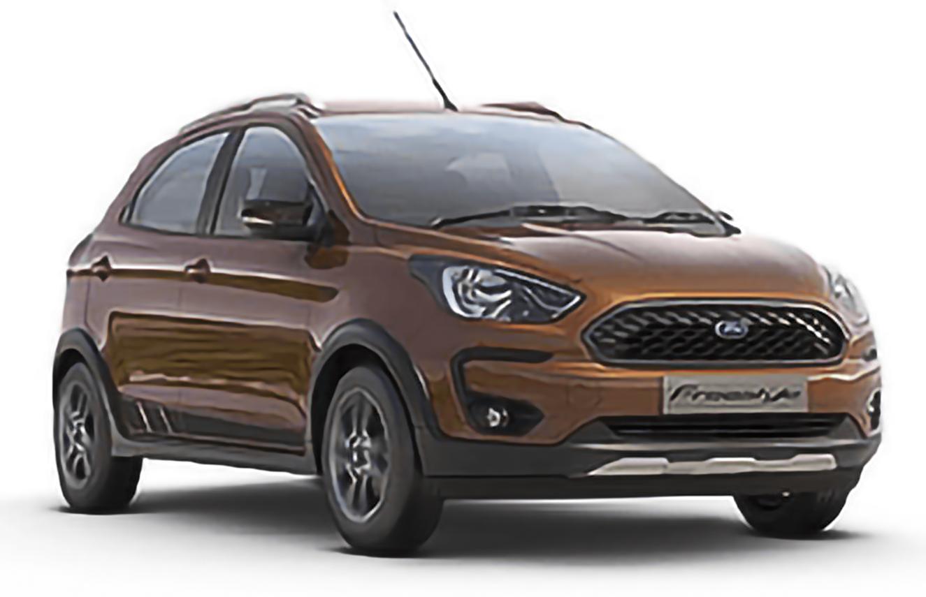 Ford, Freestyle, 2018 .. 2020 [SAM] CUV, 5d, AutoDir