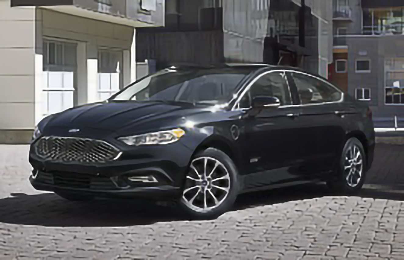 Ford, Fusion, II Facelift [2017 .. 2018] [USDM] Saloon, AutoDir