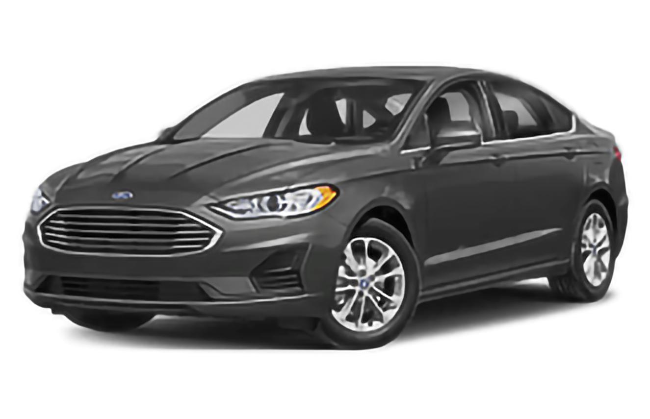 Ford, Fusion, II Facelift [2019 .. 2020] [USDM] Saloon, AutoDir