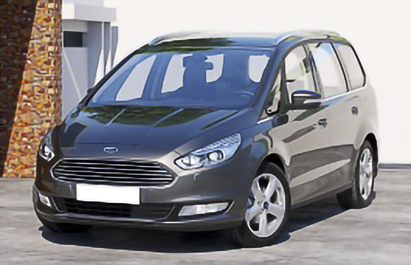 Ford, Galaxy, III [2015 .. 2020] MPV, 5d, AutoDir