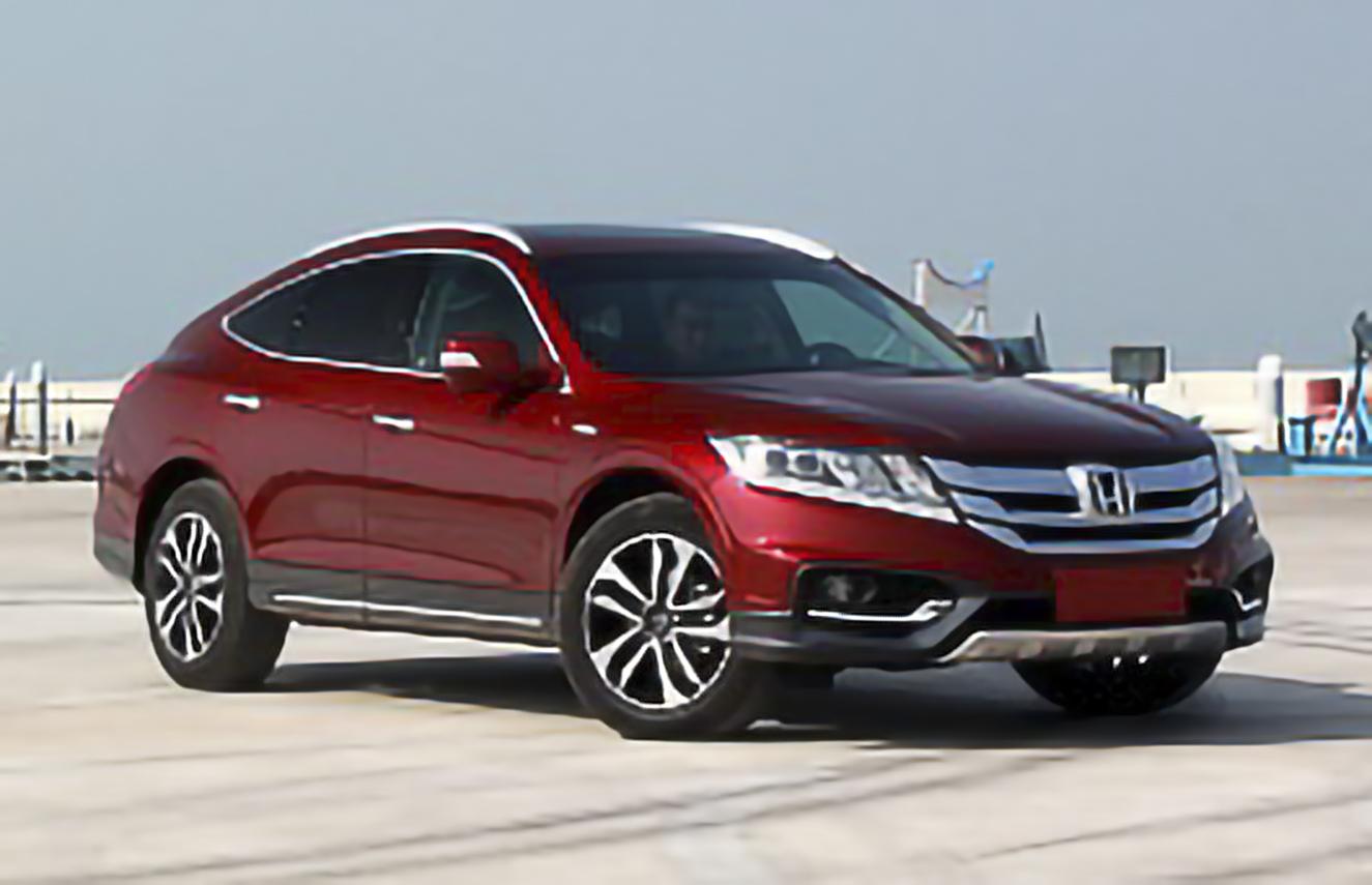 GAC Honda, Crosstour, Facelift [2014 .. 2018] [CHDM] Hatchback, 5d, AutoDir