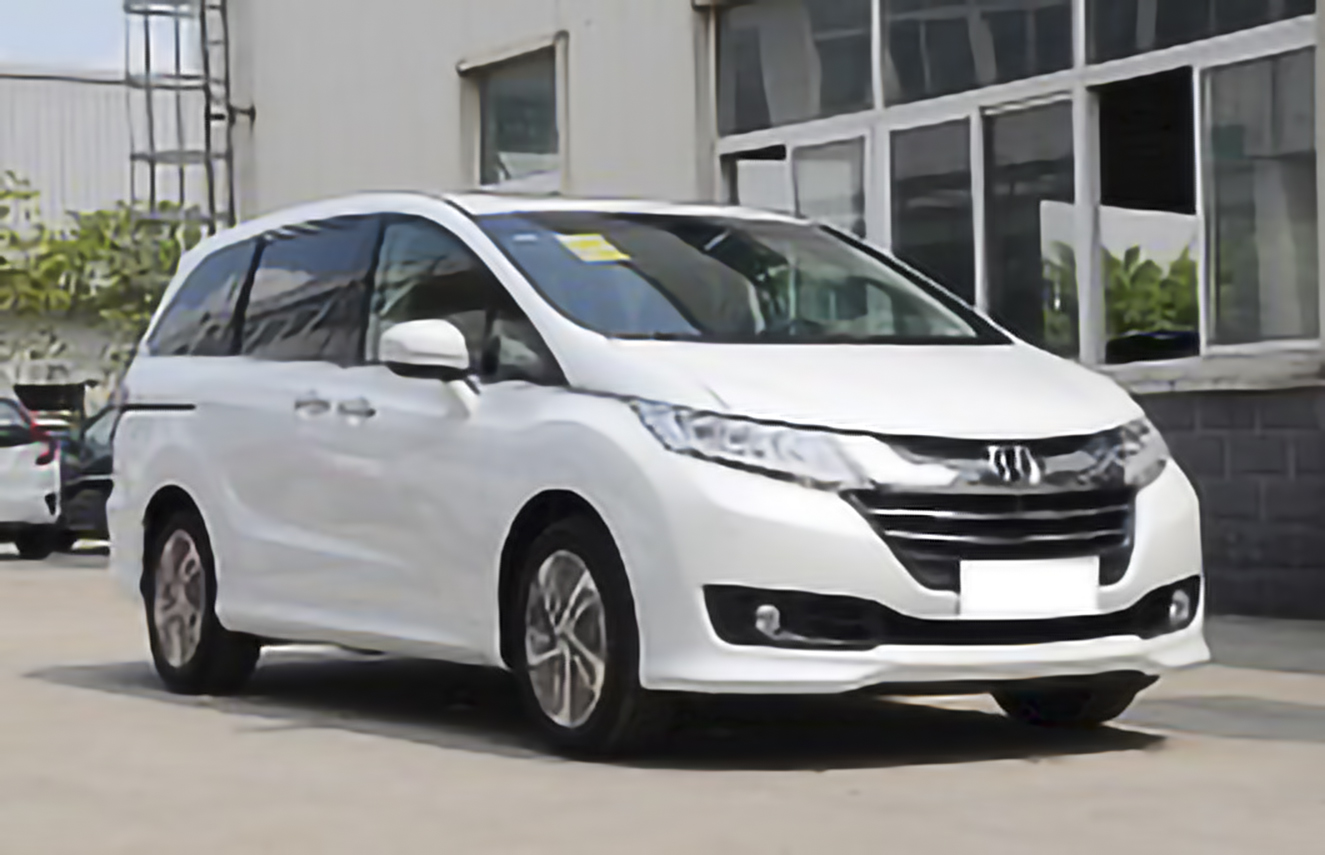 GAC Honda, Odyssey, V [2015 .. 2018] [CHDM] MPV, 5d, AutoDir
