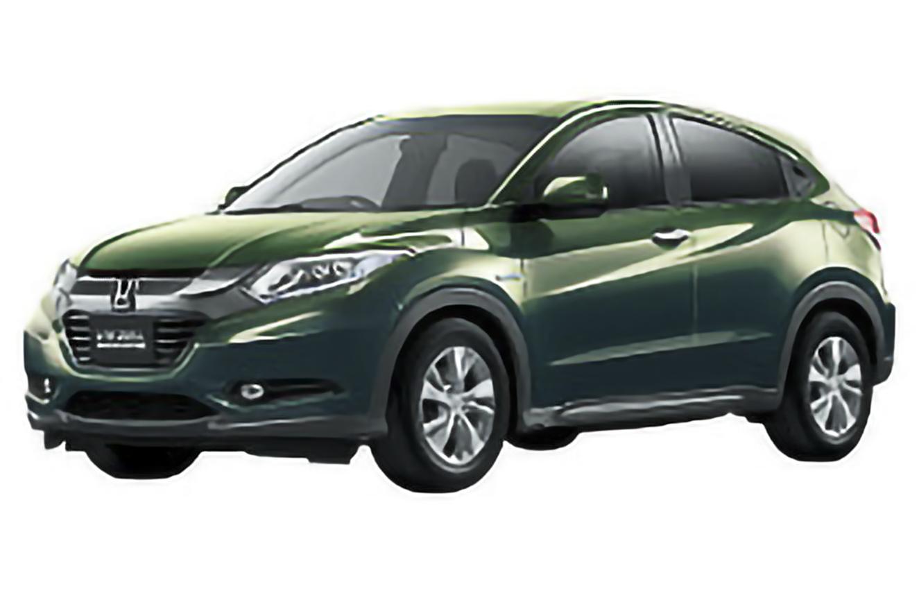 GAC Honda, Vezel, 2015 .. 2018 [CHDM] SUV, 5d, AutoDir