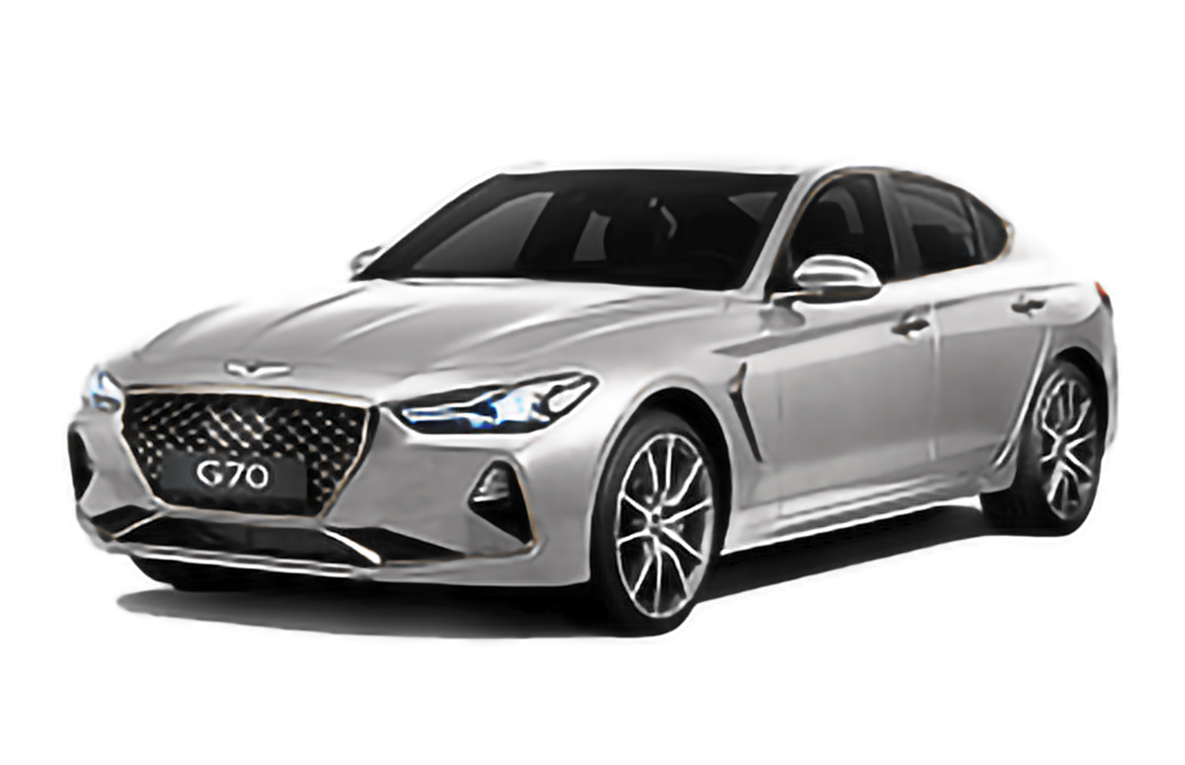 Genesis, G70, 2018 .. 2020 Saloon (IK), AutoDir