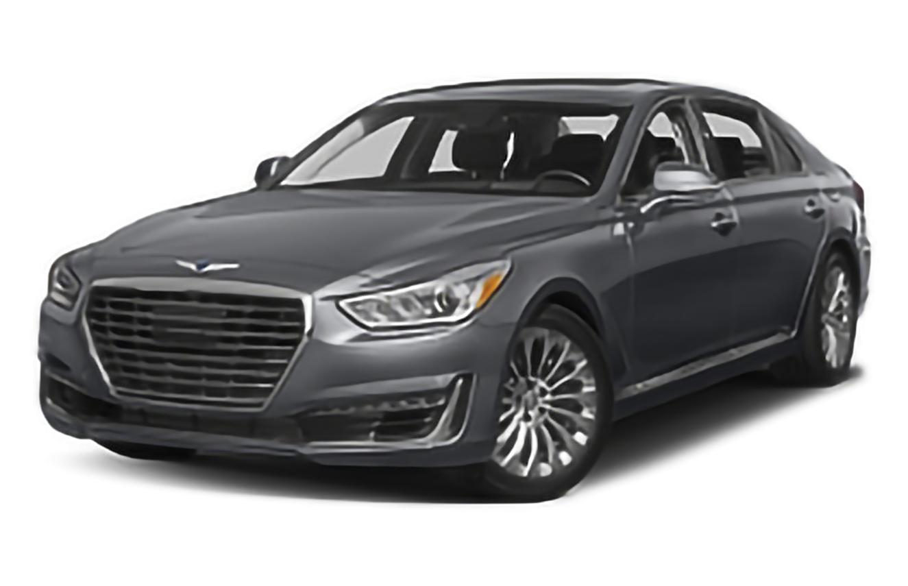 Genesis, G90, 2016 .. 2020 Saloon, AutoDir