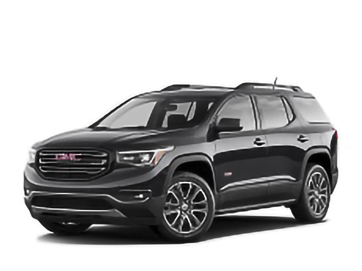GMC, Acadia, C1XX [2017 .. 2020] [USDM] SUV, 5d, AutoDir