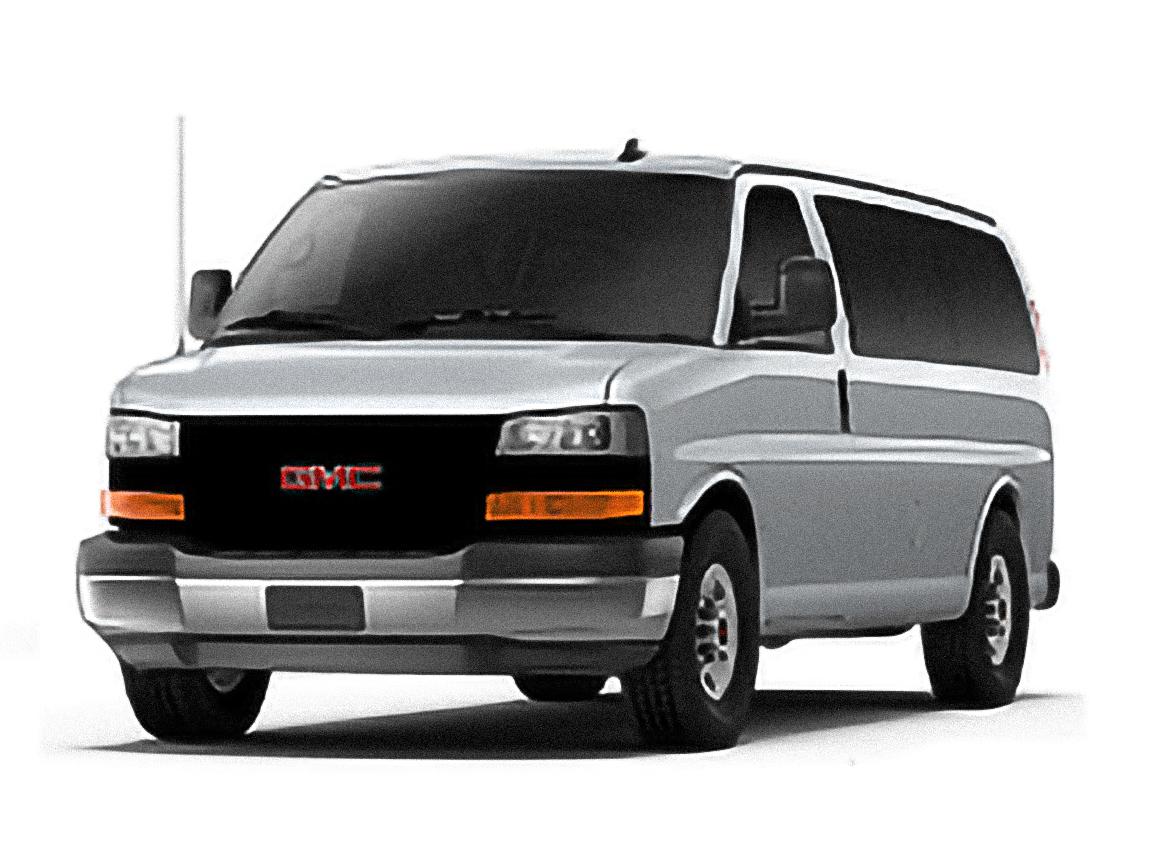 GMC, Savana 3500, GMT610 [2003 .. 2020] [USDM] Bus, AutoDir