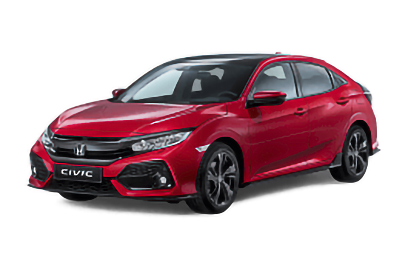 Honda, Civic 5d, X [2017 .. 2020] Hatchback, 5d, AutoDir