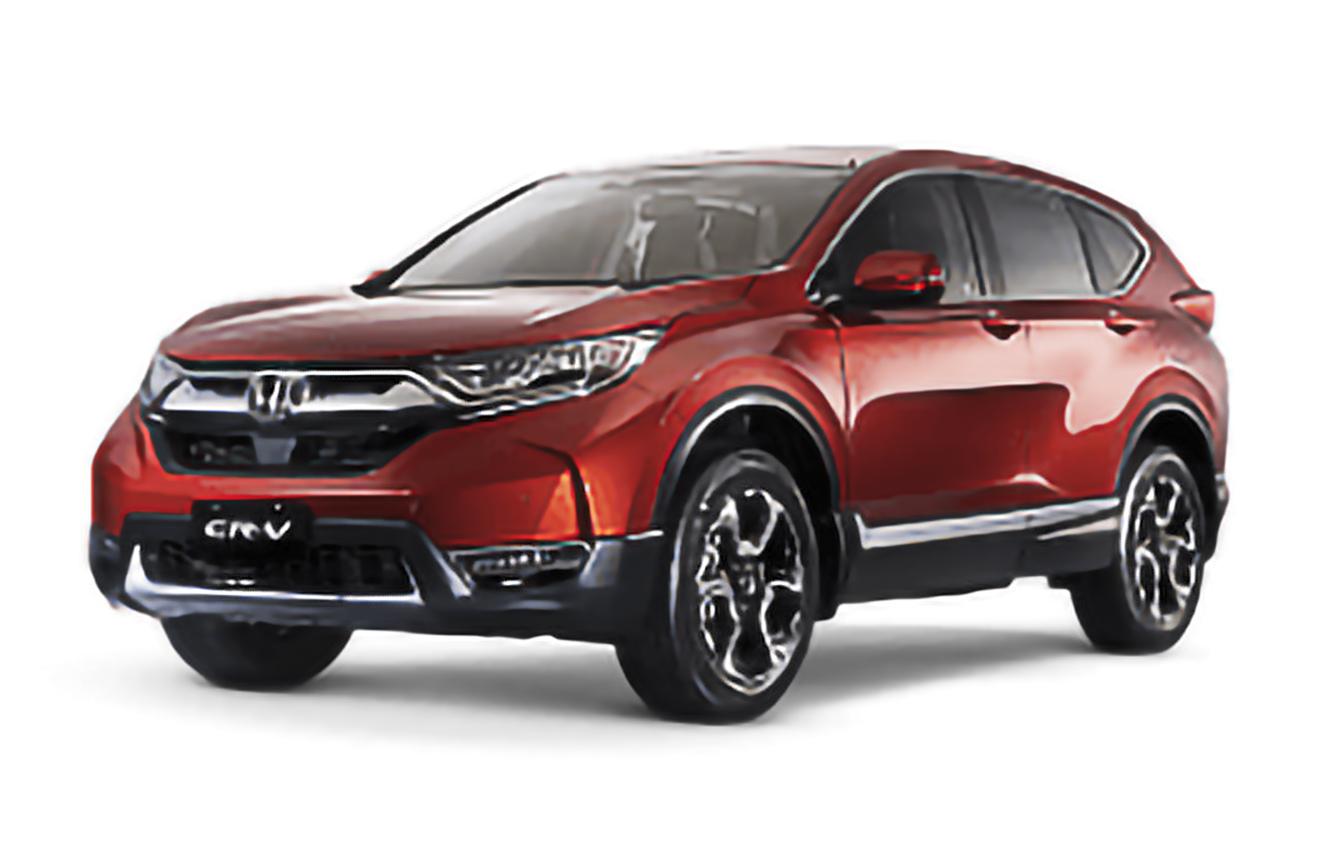 Honda, CR-V, RW/RT [2017 .. 2020] SUV, 5d, AutoDir