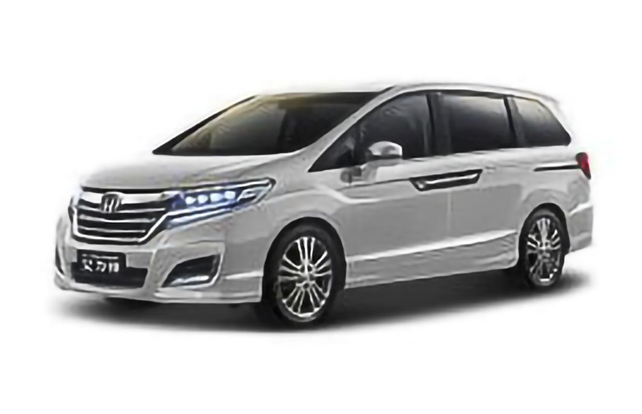 Honda, Elysion, II [2016 .. 2019] [CHDM] MPV, 5d, AutoDir
