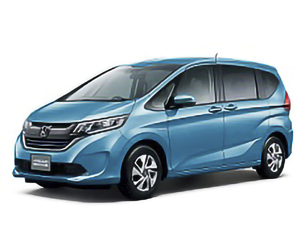 Honda, Freed, II [2016 .. 2020] [JDM] MPV, AutoDir