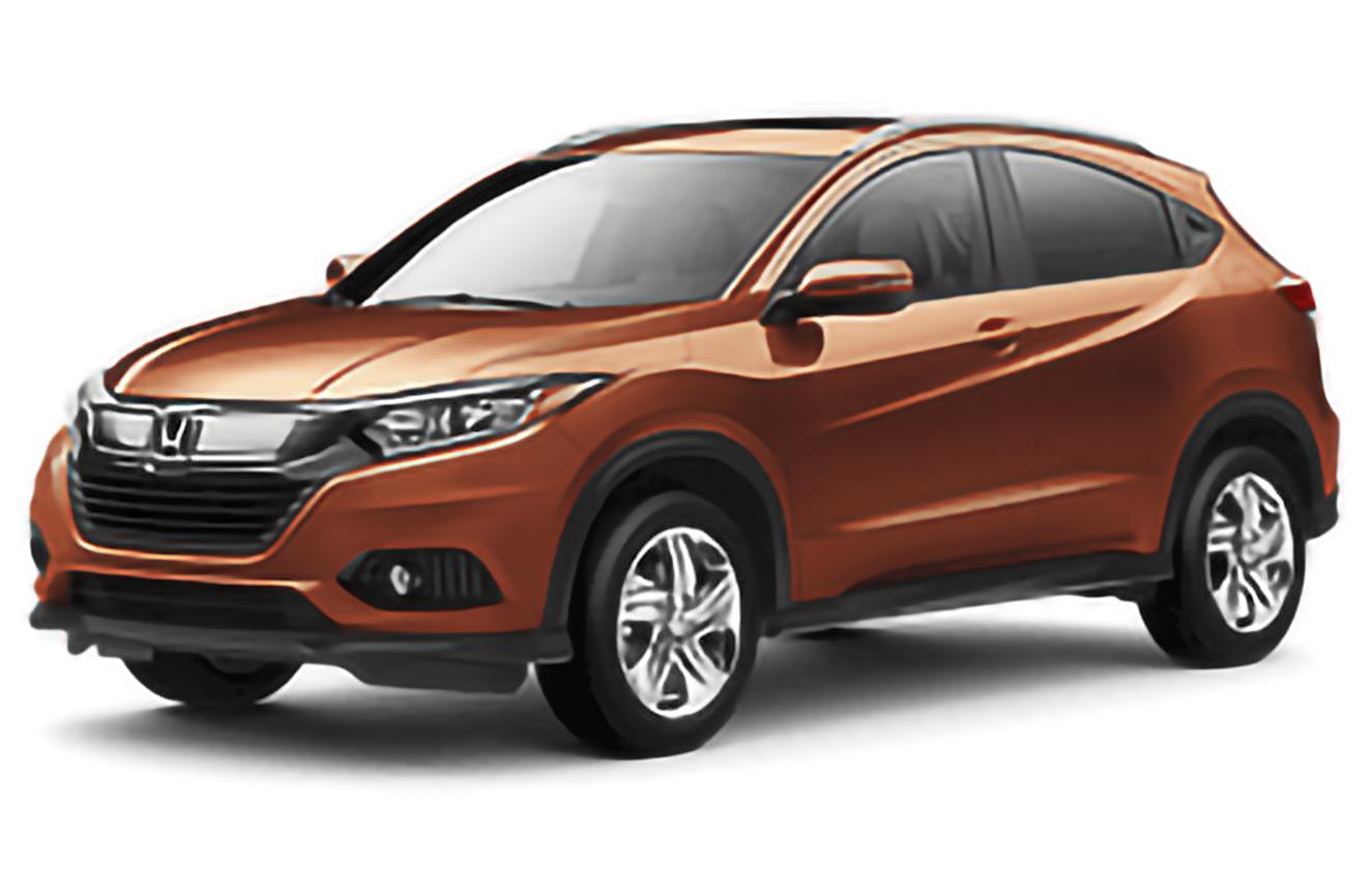 Honda, HR-V, RU Facelift [2018 .. 2020] SUV, 5d, AutoDir