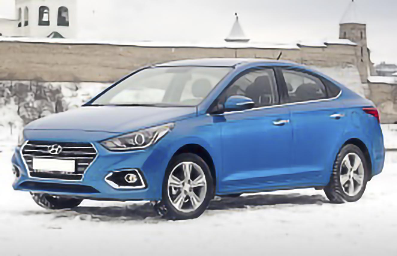 Hyundai, Accent, 2017 .. 2020 Saloon, AutoDir