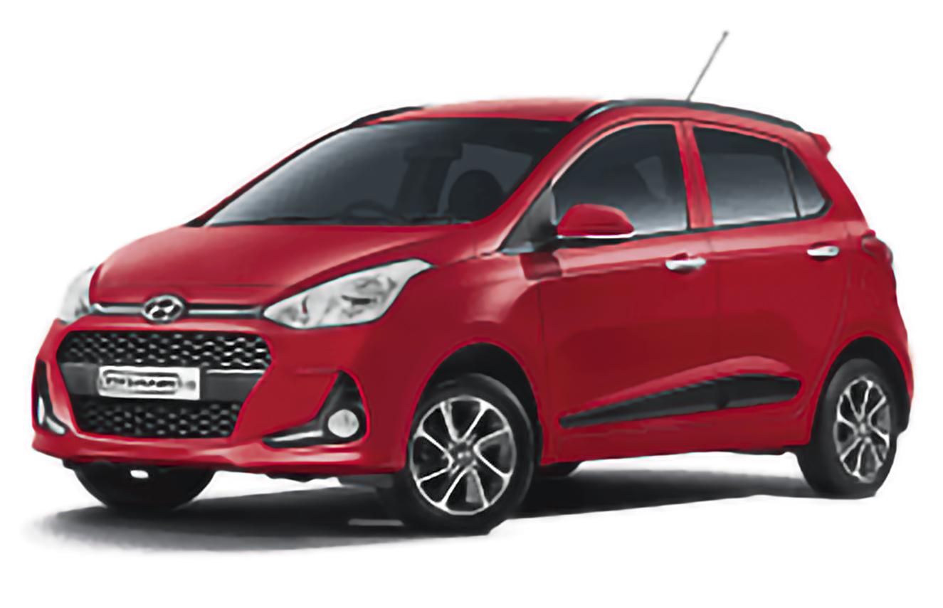 Hyundai, Grand i10, Facelift [2017 .. 2020] Hatchback, 5d, AutoDir