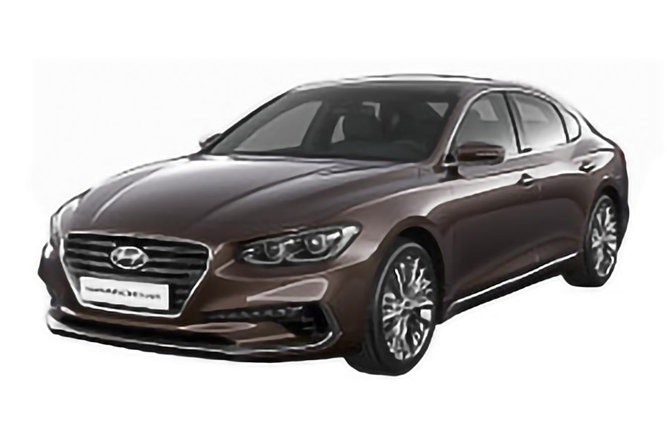 Hyundai, Grandeur, VI (IG) [2017 .. 2020] Saloon, AutoDir