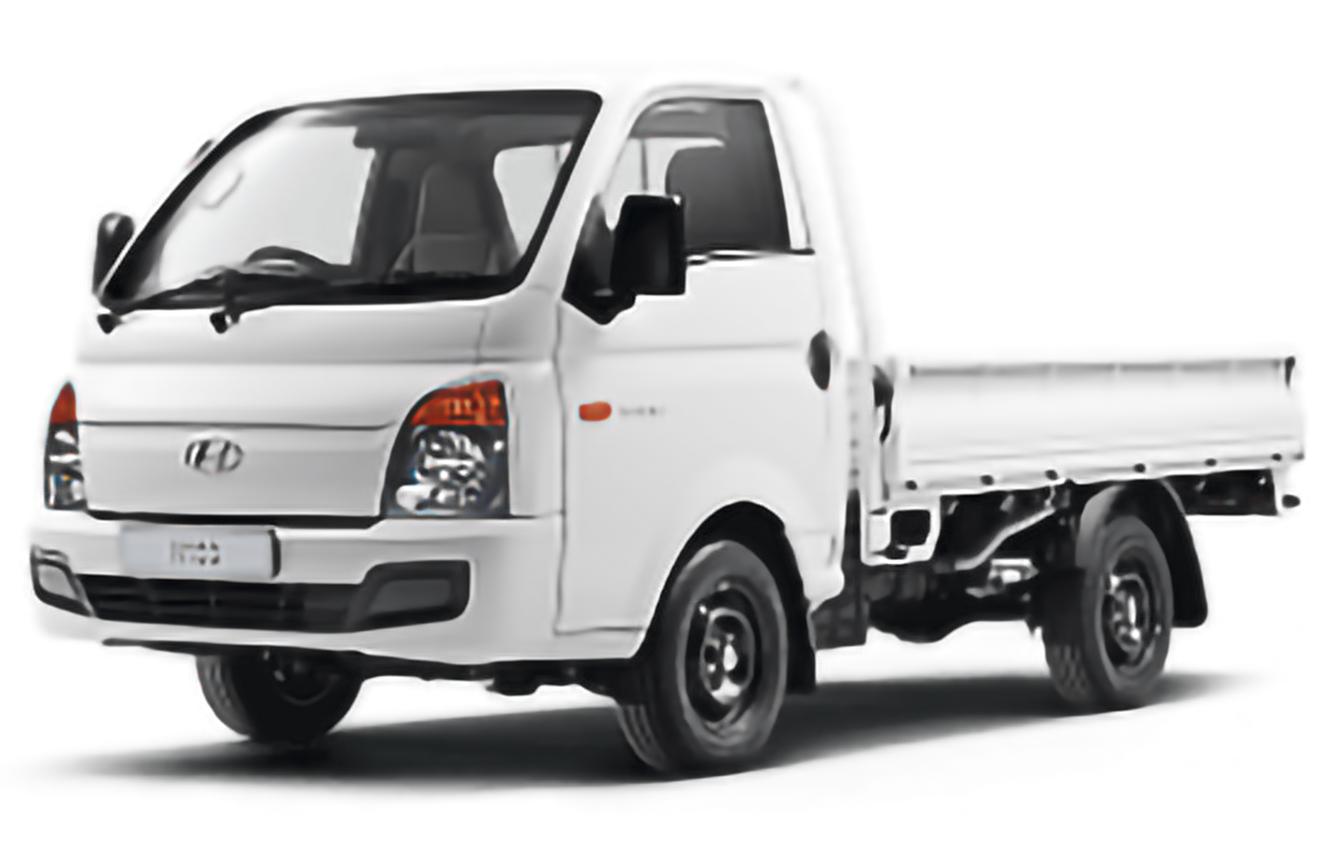 Hyundai, H-100, IV (HR) [2004 .. 2020] Truck, 2d, AutoDir