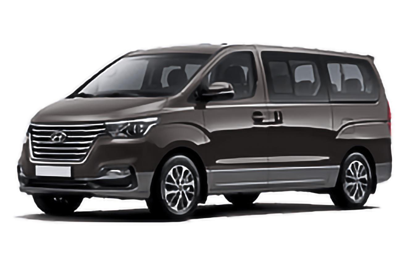 Hyundai, H-1, II Restyling [2018 .. 2020] MPV, AutoDir