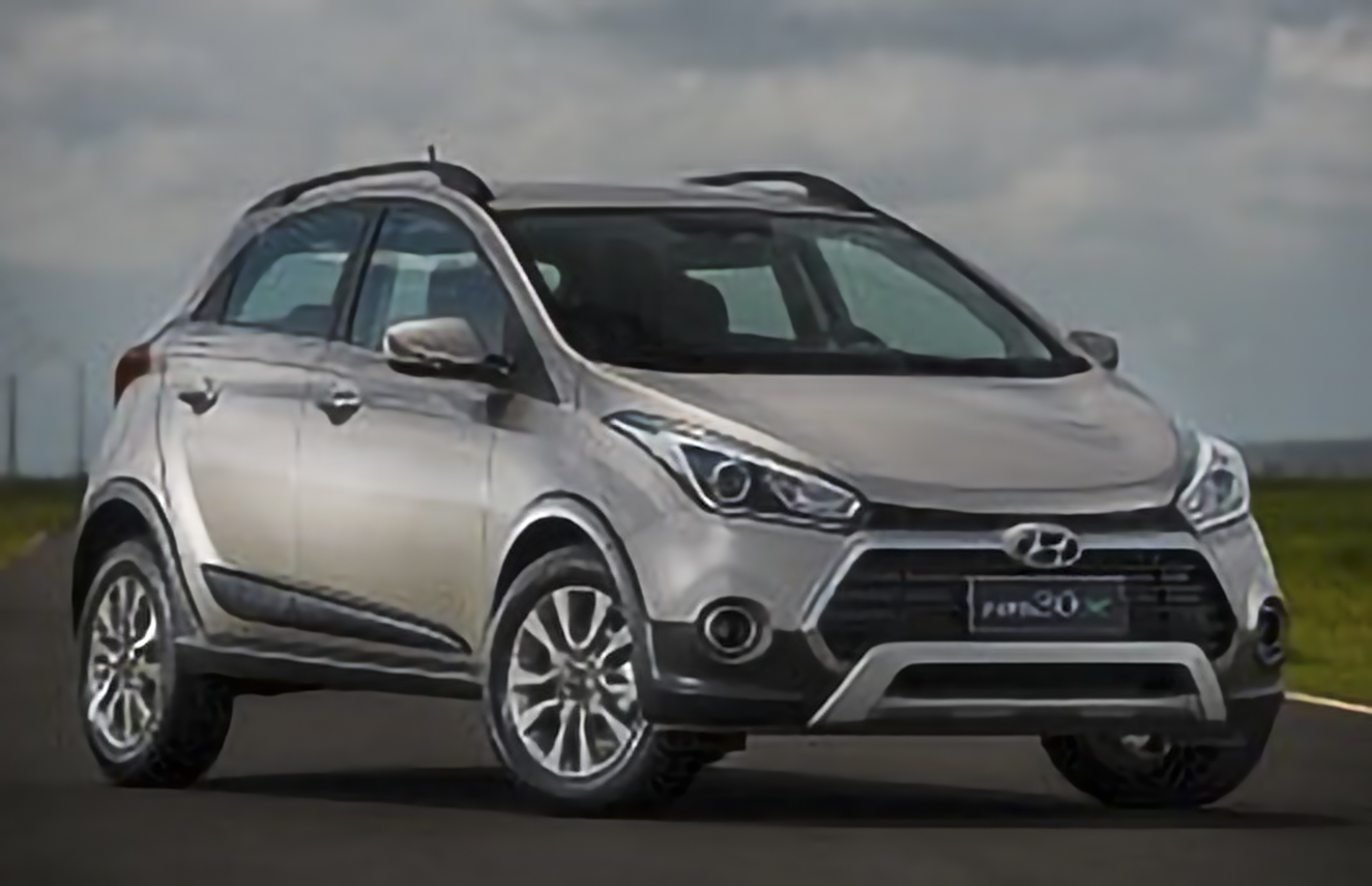 Hyundai, HB20X, 2016 .. 2020 Hatchback, 5d, AutoDir