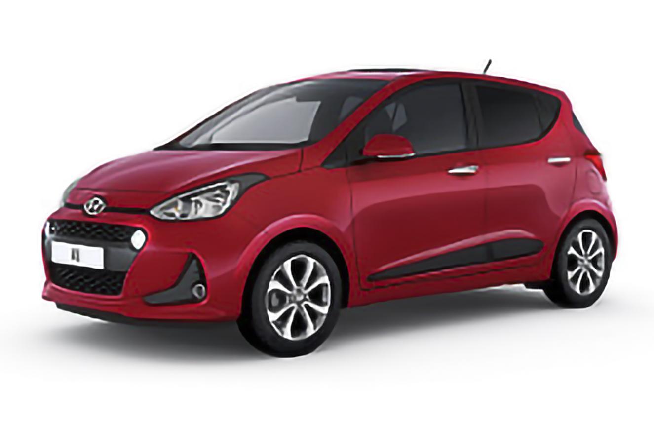 Hyundai, i10, IA Facelift [2016 .. 2020] Hatchback, 5d, AutoDir