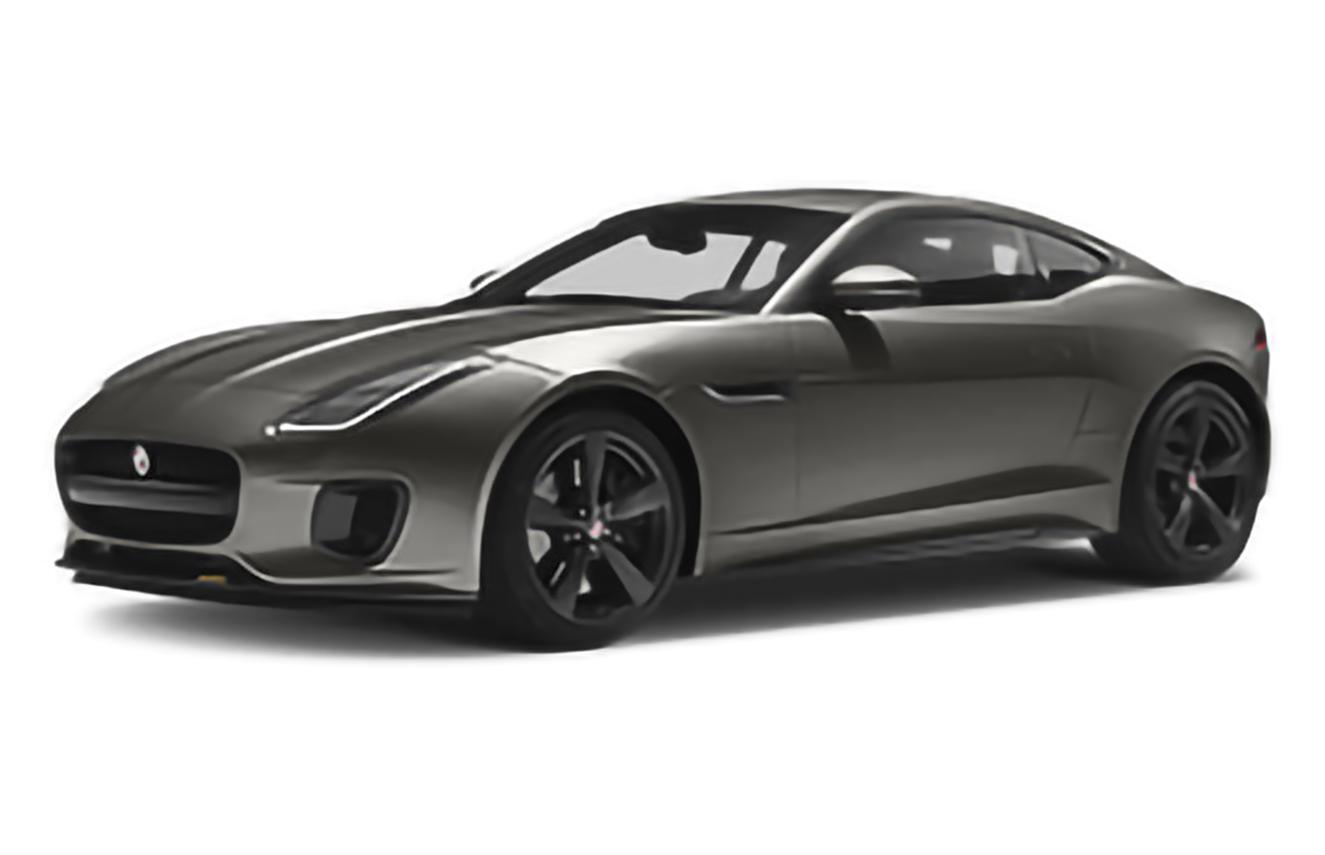Jaguar, F-Type, X152 Restyling [2017 .. 2020] [EUDM] Coupe, 2d, AutoDir