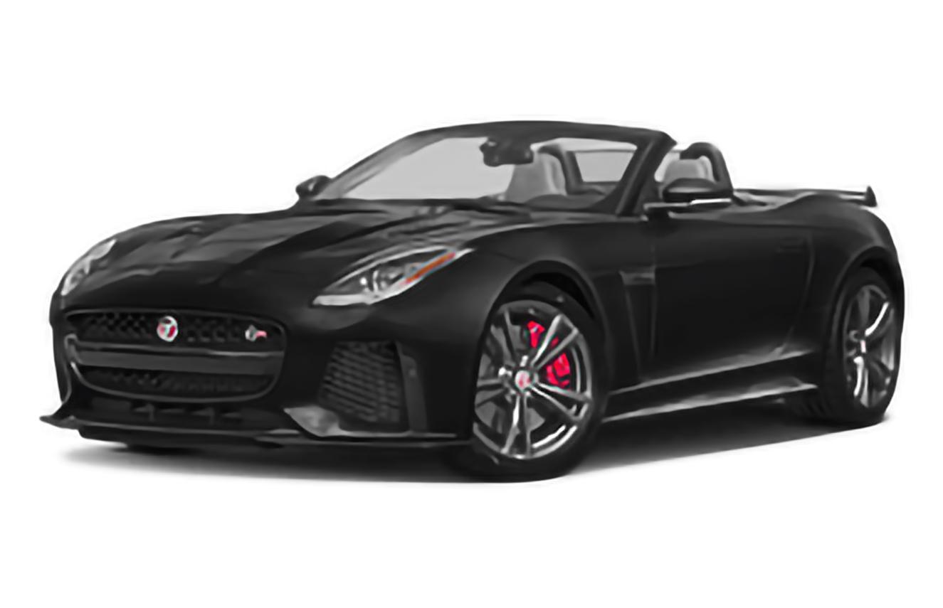 Jaguar, F-Type, X152 Restyling [2017 .. 2020] [EUDM] Convertible, 2d, AutoDir