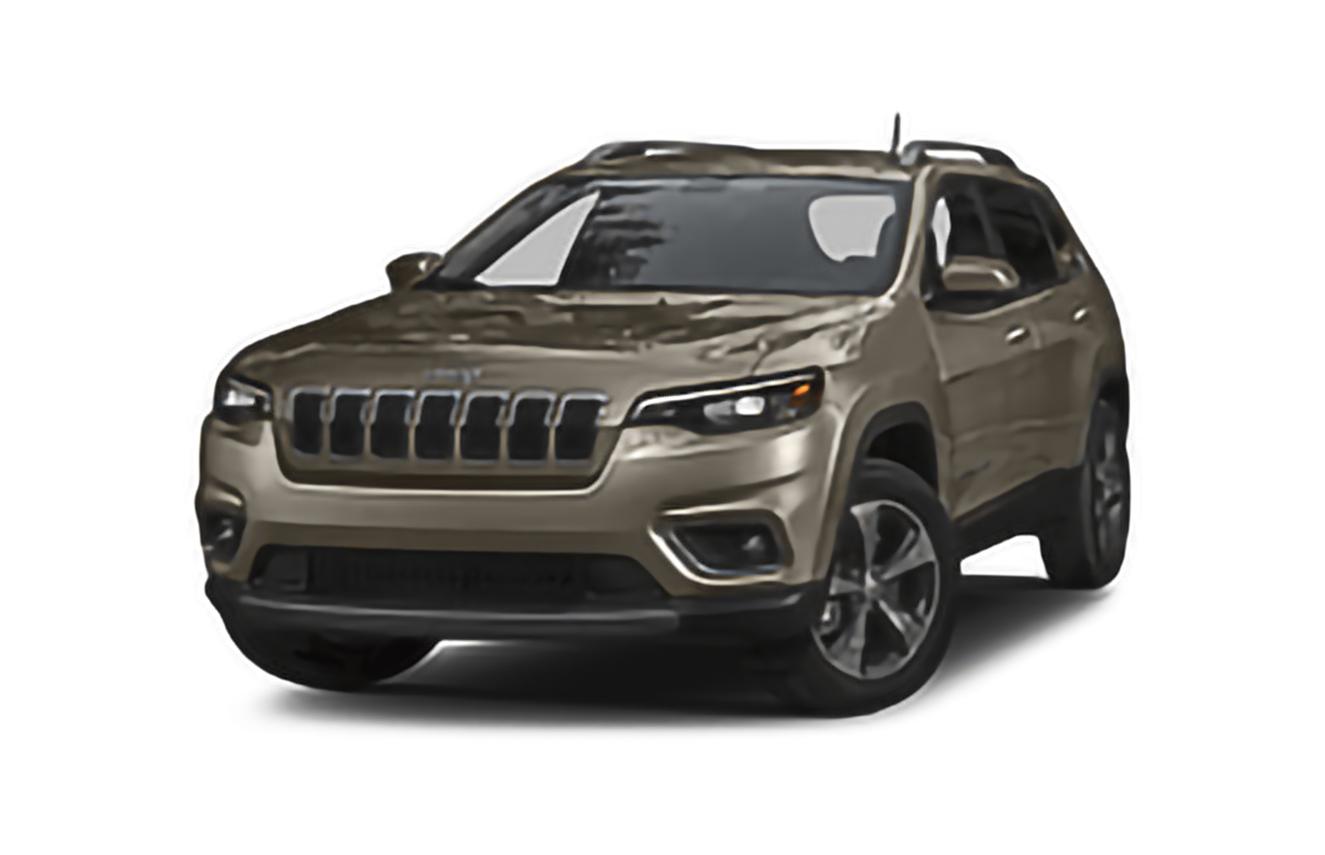 Jeep, Cherokee, KL Restyling [2018 .. 2020] SUV, 5d, AutoDir