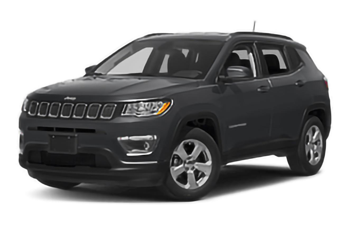Jeep, Compass, MP [2017 .. 2020] SUV, 5d, AutoDir