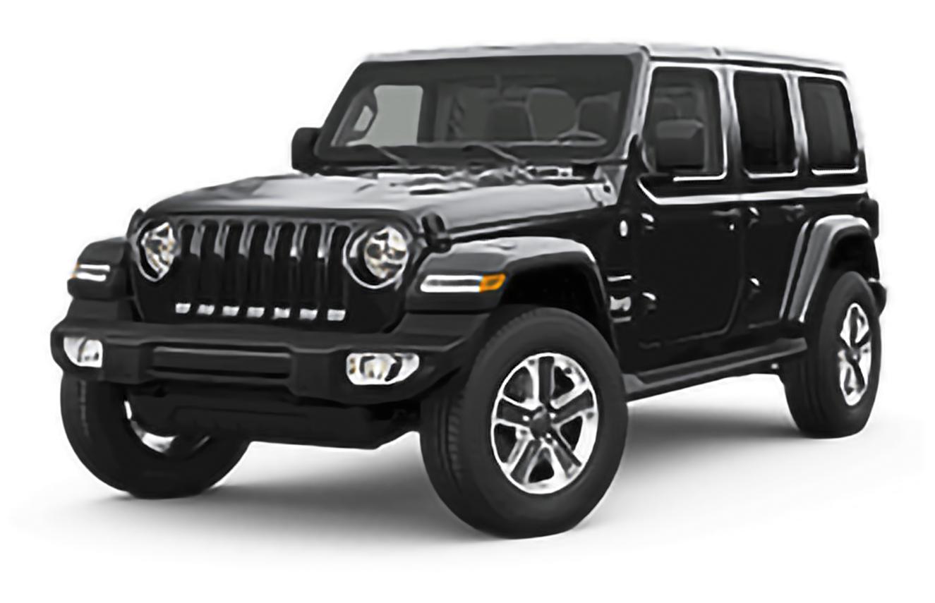 Jeep, Wrangler, JL [2018 .. 2020] [USDM] Closed Off-Road Vehicle, AutoDir