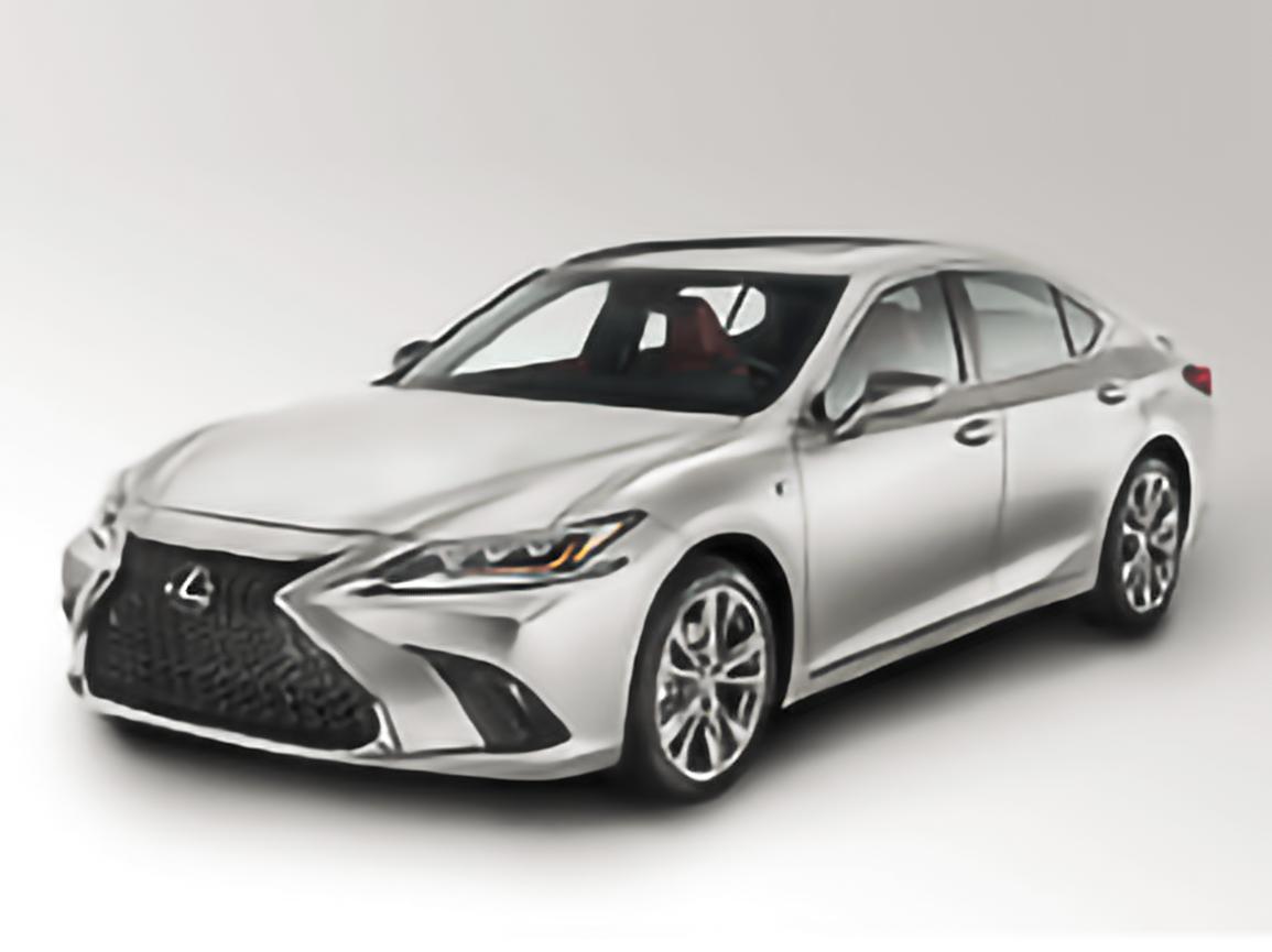 Lexus, ES, XV70 [2018 .. 2020] Saloon, AutoDir