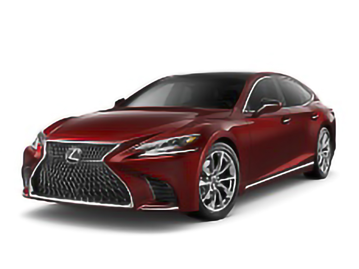 Lexus, LS, XF50 [2017 .. 2020] Saloon, AutoDir