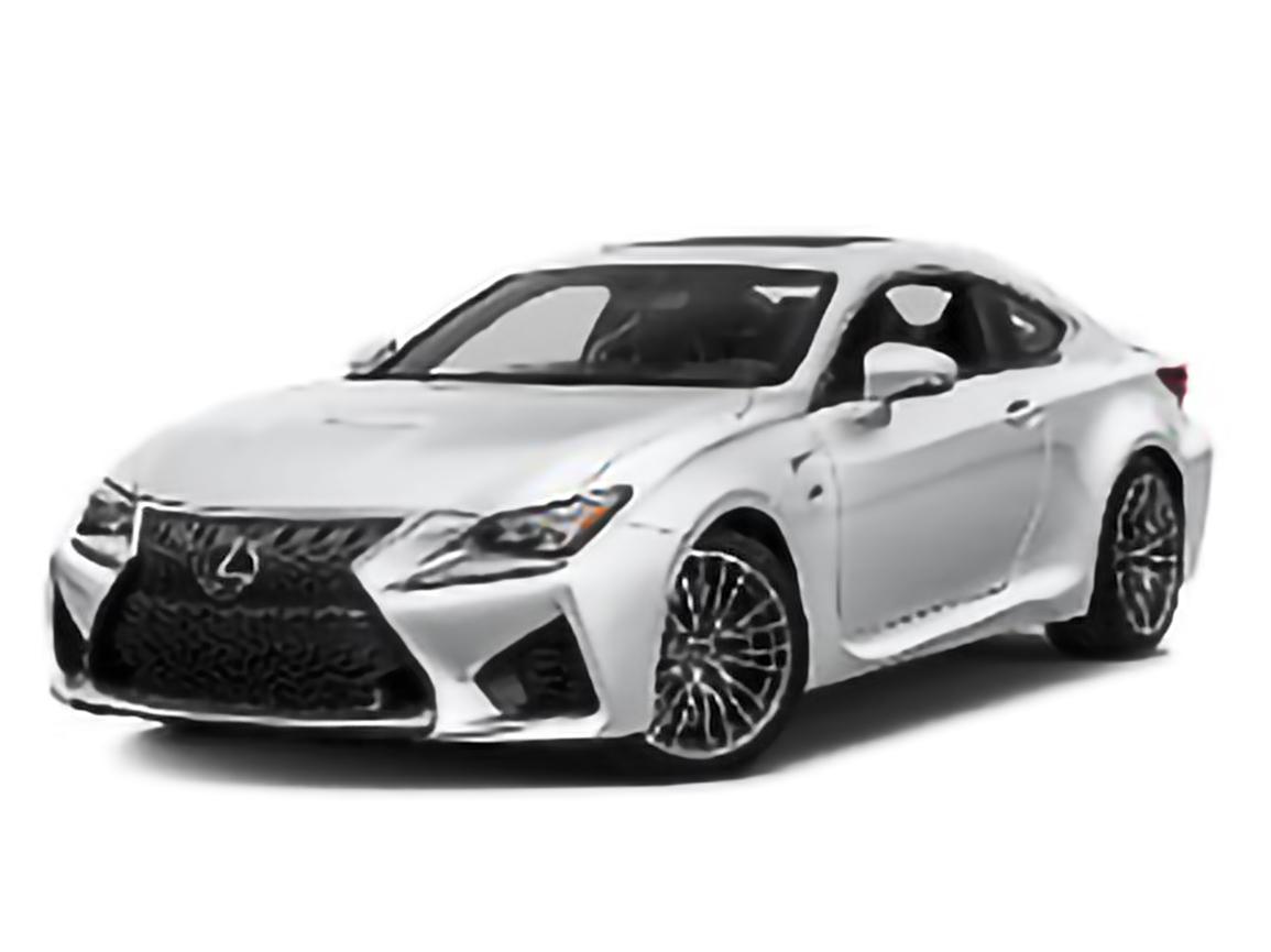 Lexus, RC F, C10 [2014 .. 2020] Coupe, 2d, AutoDir
