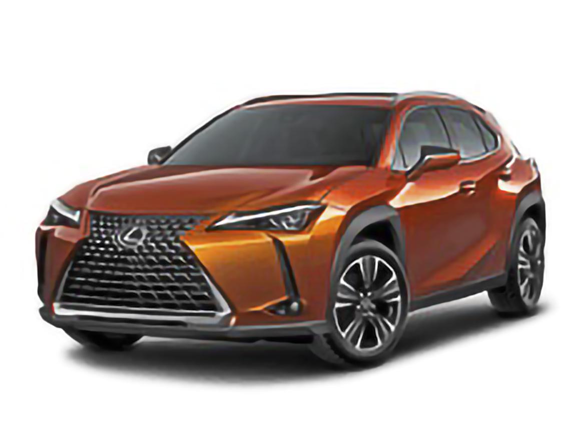 Lexus, UX, A10 [2018 .. 2020] SUV, 5d, AutoDir