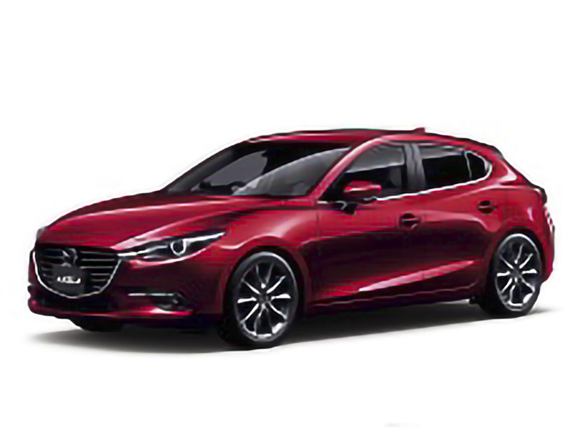 Mazda, Axela, BM Facelift [2016 .. 2020] [JDM] Hatchback, 5d, AutoDir