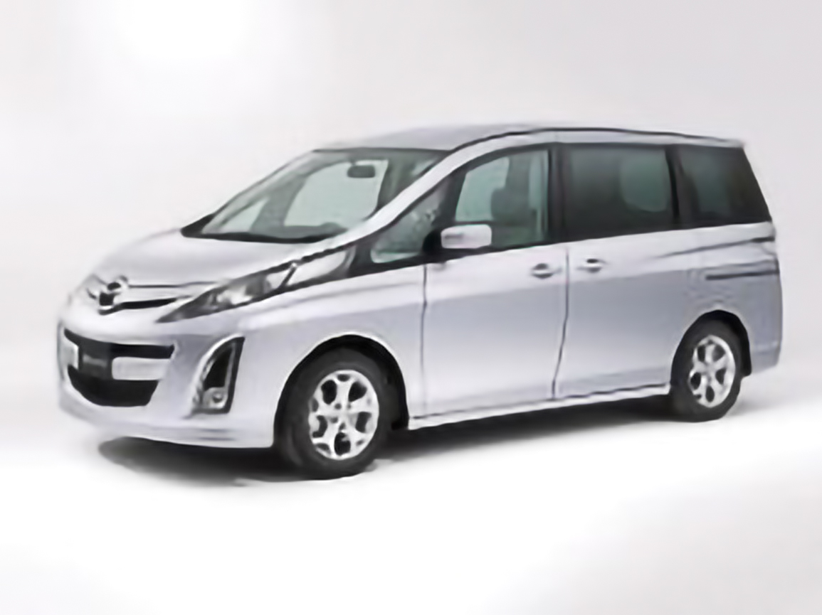 Mazda, Biante, CC [2008 .. 2018] [JDM] MPV, 5d, AutoDir