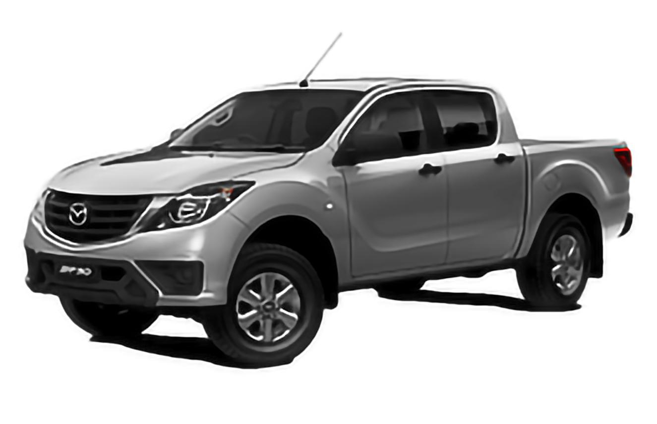 Mazda, BT-50, UR Facelift [2018 .. 2020] Pickup Dual Cab, AutoDir
