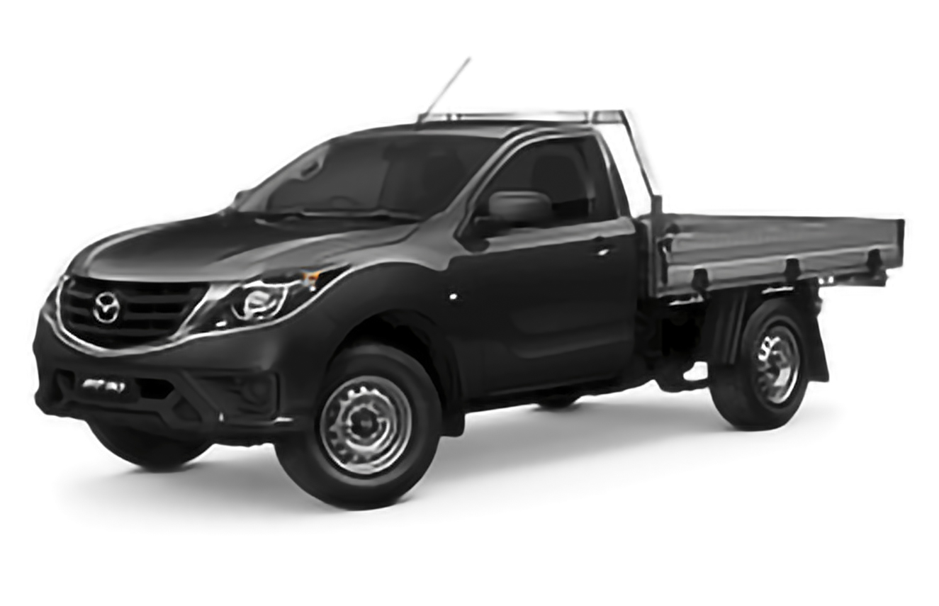 Mazda, BT-50, UR Facelift [2018 .. 2020] Single Cab Chassis, 2d, AutoDir