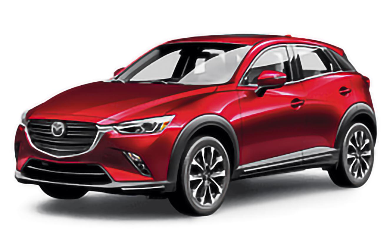 Mazda, CX-3, DK Restyling [2018 .. 2020] SUV, 5d, AutoDir