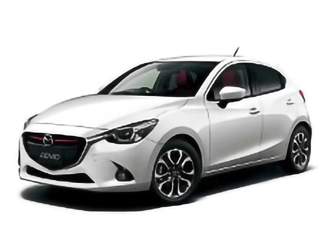 Mazda, Demio, DJ [2014 .. 2020] [JDM] Hatchback, 5d, AutoDir
