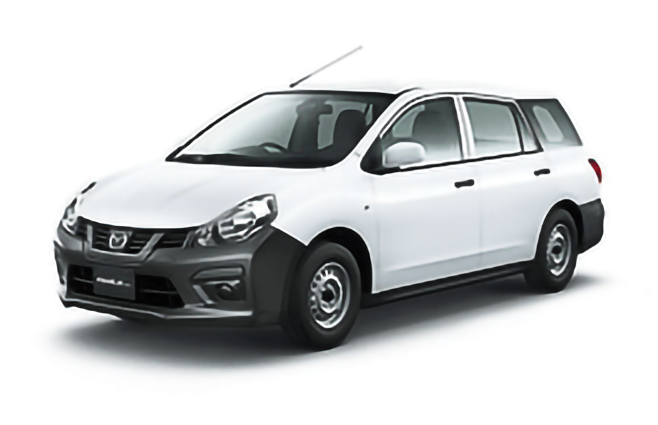 Mazda, Familia Van, Y12 Restyling [2017 .. 2018] Estate, 5d, AutoDir