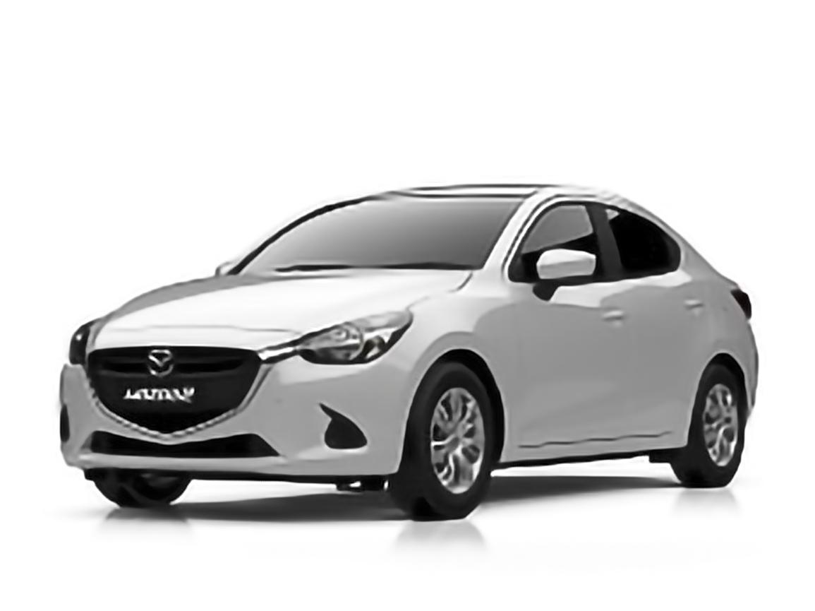 Mazda, Mazda2, DJ [2015 .. 2020] Saloon, AutoDir